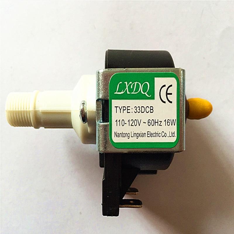 400W 900W stage smoke machine dedicated electromagnetic pump models 33DCB voltage 110 120V 60Hz Power 16W