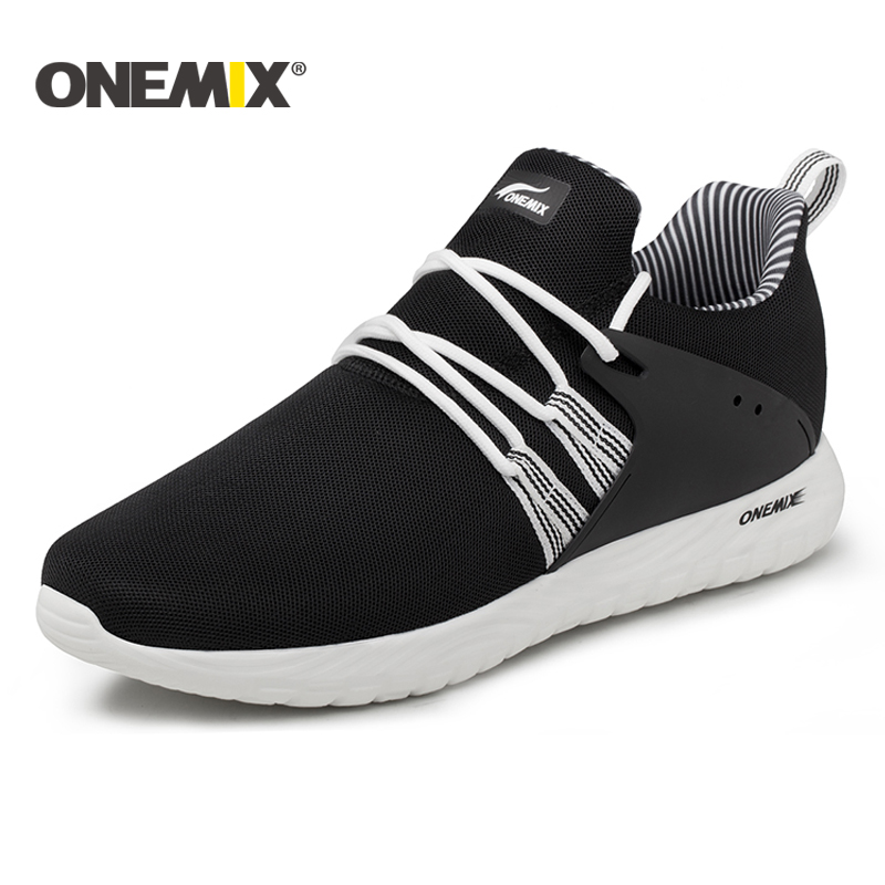 Onemix lightweight running shoes for men sports sneakers for women breathable mesh sneakers for outdoor walking trekking shoes men bowling shoes breathable mesh outdoor sneakers women platform good quality walking shoes aa10085