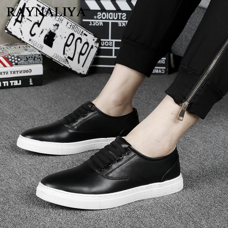 2018 Fashion Casual Mens Genuine Leather Shoes Spring Brand Designer Men Shoes Lace Up Vintage Men Shoes LMX-B0045 men suede genuine leather boots men vintage ankle boot shoes lace up casual spring autumn mens shoes 2017 new fashion