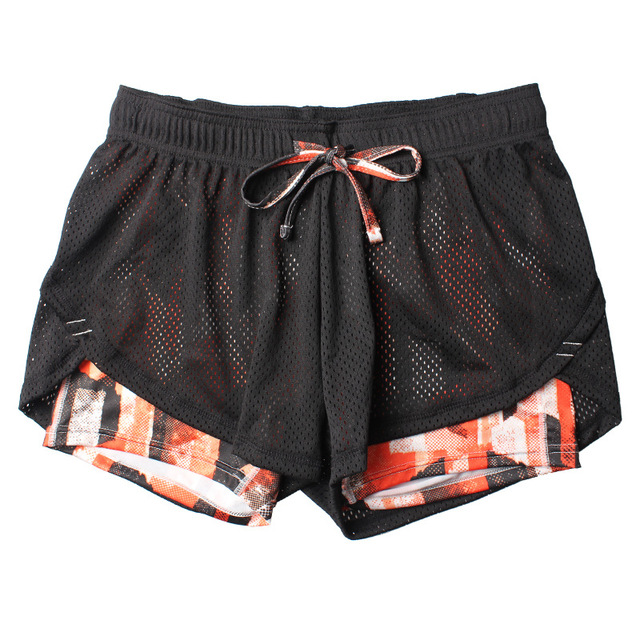 Women Elastic Casual Shorts