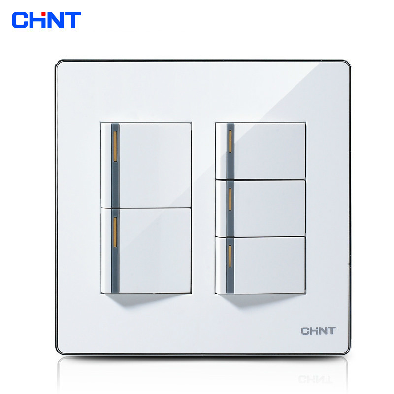 Chint Switch Socket 120 Type   New9e Series Light Switch
