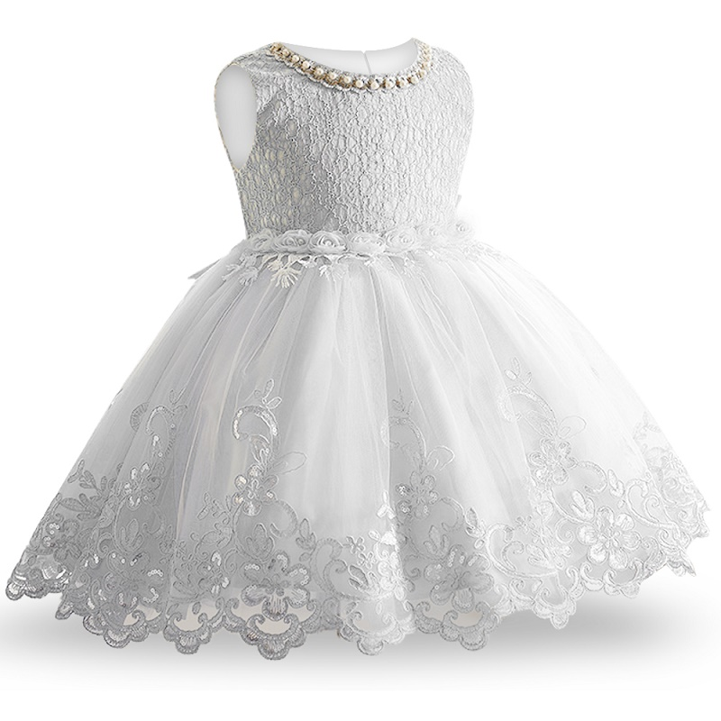 711482847e369 2019 summer infant Baby Girl Dress Lace white Baptism Dresses for Girls 1st  year birthday party wedding baby clothing - aliexpress.com - imall.com