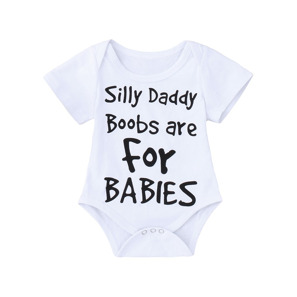 c239aedc147 Summer Cute Newborn Baby Boys Girls Letter Printing New Romper Jumpsuit  Clothes Children clothing set Cartoon Koala Shirt-in Bodysuits from Mother    Kids on ...
