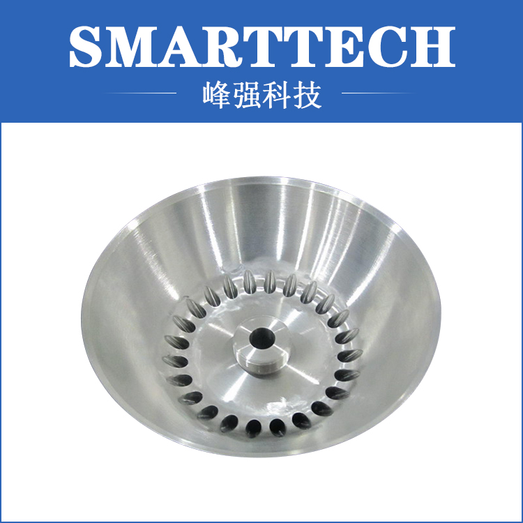 CNC Machining, Made of Aluminum7075, Used for Motor Cover
