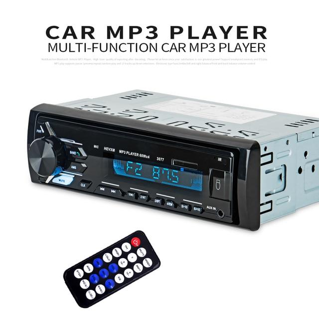 Bluetooth đa năng Xe MP3 Người Chơi MÀN HÌNH hiển thị LCD Mp3 Bộ Thu Không Dây Xe Đài FM AUX 3.5mm Bộ Chuyển Đổi Âm Thanh Xe Hơi