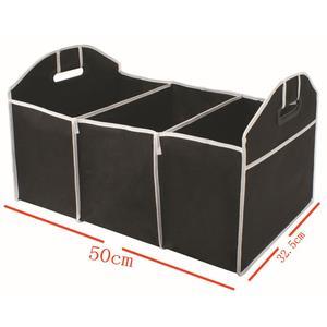 Image 5 - Adeeing foldable 자동차 트렁크 주최자 가방 트럭 밴 suv 스토리지 바구니 자동 도구 휴대용 멀티 구획 주최자 r30