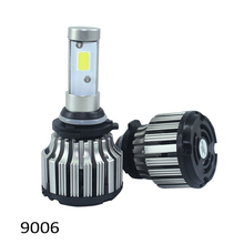 HB4 9006 Headlight Conversion Kit 30w 3600LM Headlamp Top HID Xenon Kit 12v Fog Car Auto Bulb Lamp Light with LED Chips