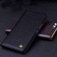 100 For Xiaomi MI6 Genuine Leather Cover Case Protector Case For Xiaomi MI 6 Back Housing