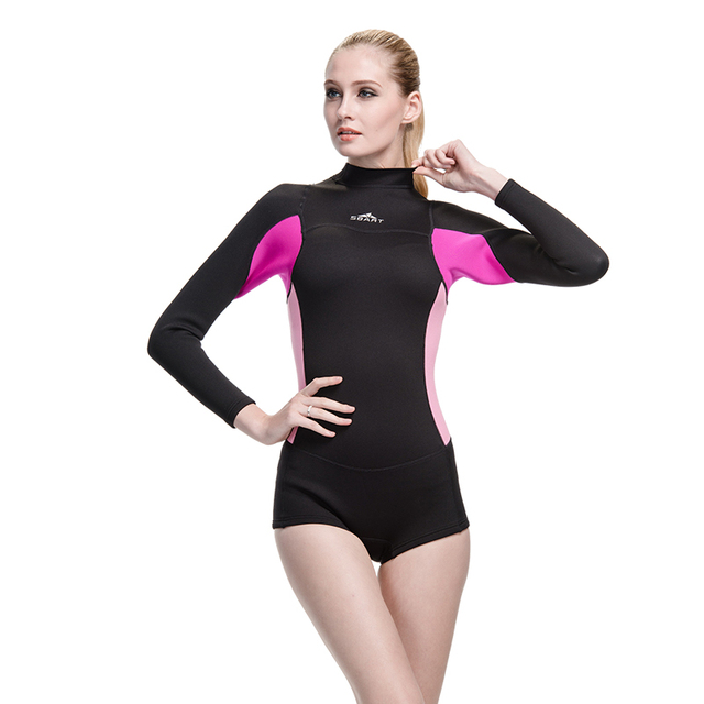 Surf Neoprene Wet-suit 2