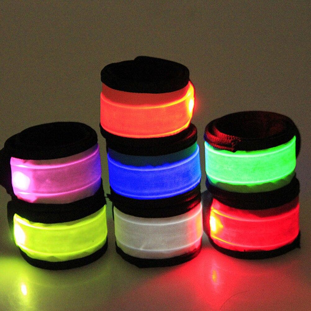 Светодиодный проблесковый светильник свечение браслет Вокальный концерт вечерние реквизит подарок