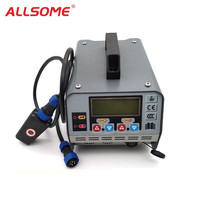 ALLSOME 1100W 50/60Hz 220V Paintless Dent Repair Remover PDR Induction Heater Machines Repair Tool HT1841