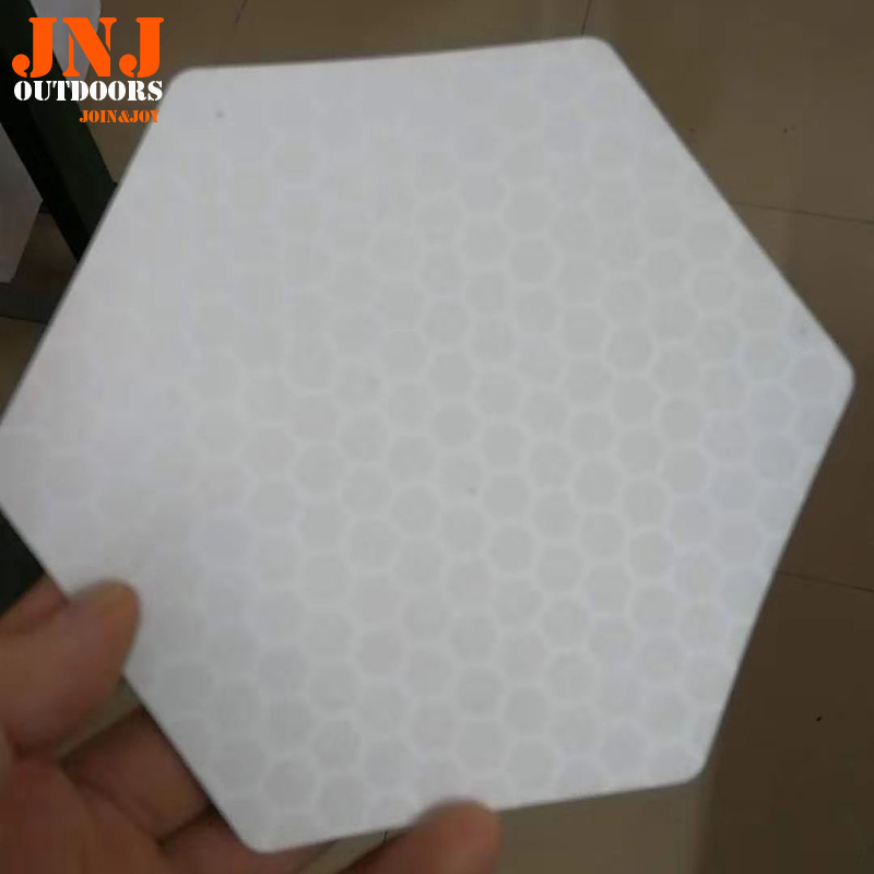 Image 2 - waxless hexagon style surfboard transparent deck traction pad 20pcs a boxSurfing   -