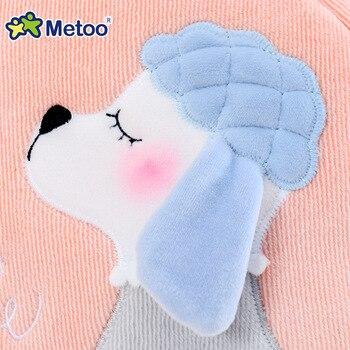 Metoo детский плюшевый рюкзак 4