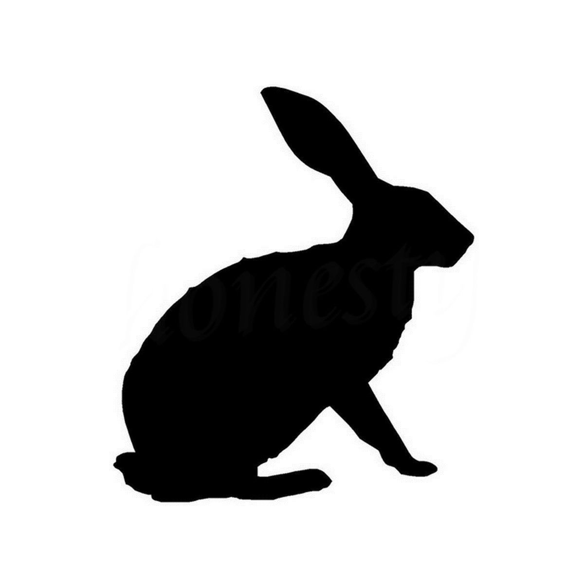 Cartoon window related keywords amp suggestions cartoon window long - Funny Cute Ears Rabbit Hare Animal Car Motorcycle Stickers Wall Home Glass Window Door Black Vinyl