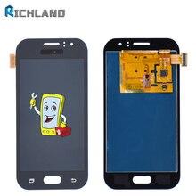 купить AAA+ Quality For Samsung Galaxy J110 LCD J1 Ace J110M J110F J110L J111 J111M J111F LCD Display Screen Assembly Replacement дешево