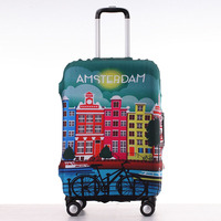 Travel Luggage Suitcase Protective Cover Stretch Made For S M L XL Apply To 18 30inch