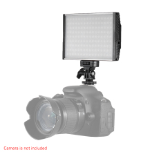 PT-15B Ultra-thin Photography LED Light High Power