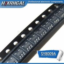 10 個 SY8009AAAC SY8009A SY8009 SOT23 5 1.5A ADJ DC DC 降圧レギュレータ新とオリジナル HJXRHGAL