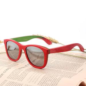 Image 2 - BerWer Del Progettista di Marca Occhiali Da Sole di legno Nuovo Occhiali Da Sole Polarizzati Degli Uomini Delle Donne A Strati di Skateboard di Legno Occhiali Da Sole Retro Vintage Occhiali