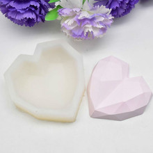DIY Heart-shaped Style Baking Supplies Mold Cake Tool Silicone Pastry Tools For Home Kitchen