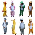 children Festival costumes Game Cosplay Costumes Cartoon animal plush clothes kids animal onesies all in one sleepwear