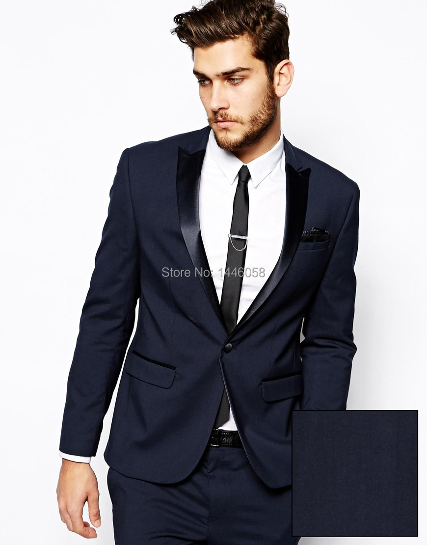 Suits Navy Blue Promotion-Shop for Promotional Suits Navy Blue on