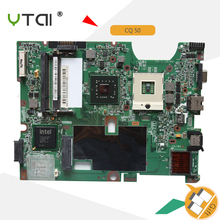 YTAI CQ50 48.4H501.021 mianboard for HP Pavilion CQ50 CQ60 G50 G60 laptop motherboard GL40 100% tested before shipping