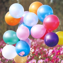 Free Shipping 10pcs 10inch Blue latex balloon air balls inflatable wedding party decoration birthday kid party