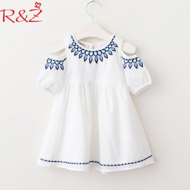 4af18ddcb R Z Baby Girls Dress 2018 Spring and Summer New Little Girl ...