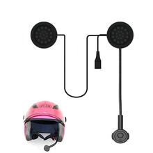 SAIYU Wireless Bluetooth Headset Motorcycle Helmet Headphone Handsfree For iPhone 6s Xiaomi Smartphone Without Intercom Function
