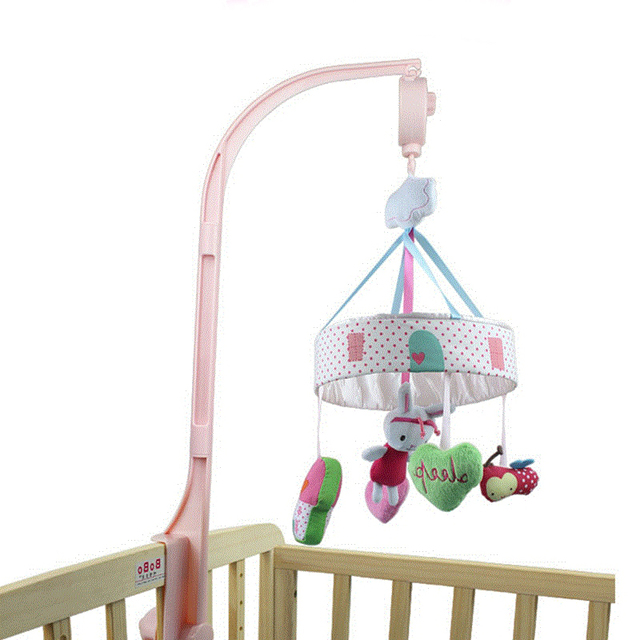 Infant Bett Hangen Plusch Spielzeug Kaninchen Der Musik Box