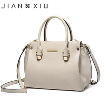 Women Genuine Leather Handbags Famous Brands Handbag Messenger Small Bags Shoulder Bag Tassen Sac a Main