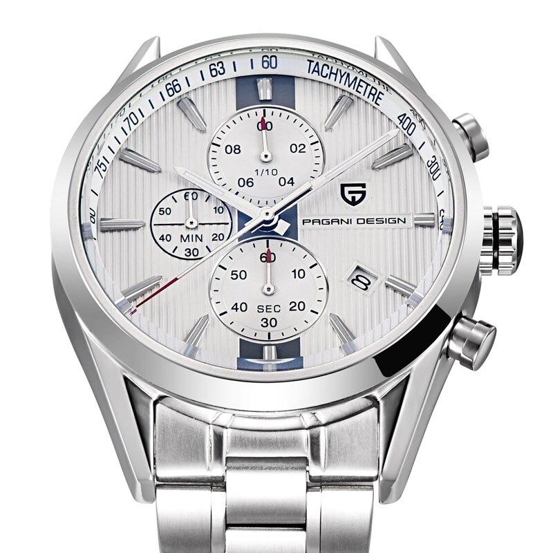 Pagani Design Chronograph Watch