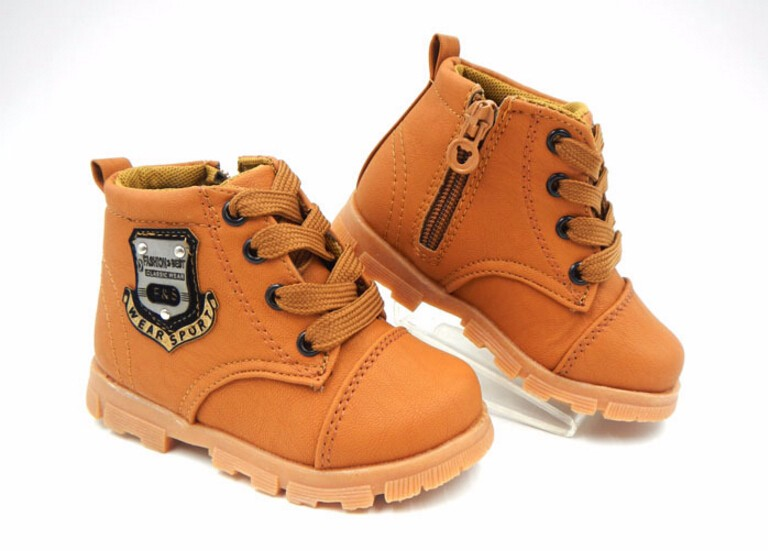 16 autumn children sport shoes boys chaussure baby girls short boots for kids sneakers child Ankle casual martin shoes 2