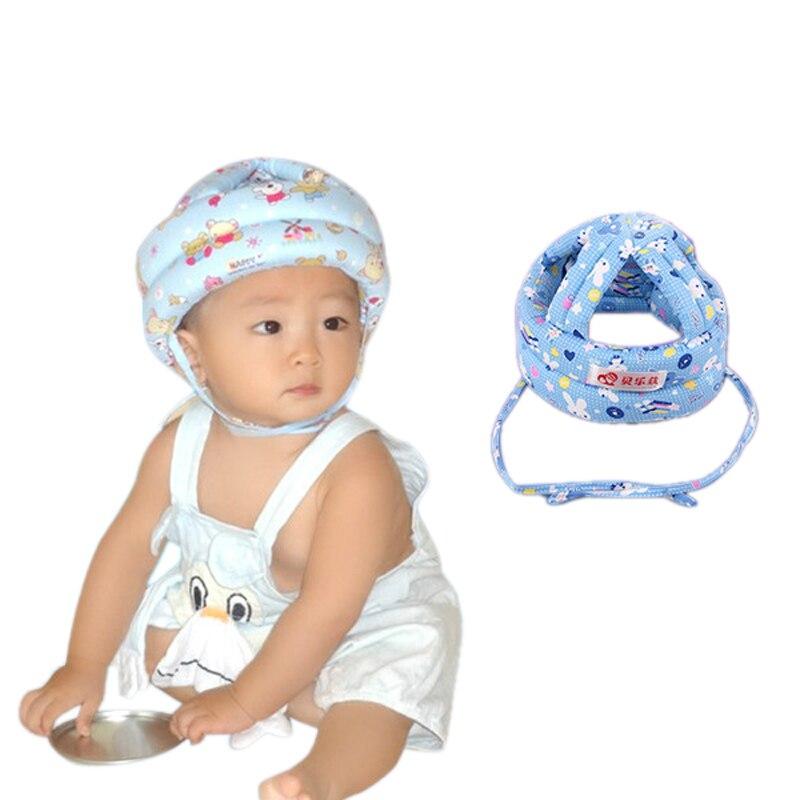 NºSombreros gorras Bebé aprender a caminar cabeza protector stick ...