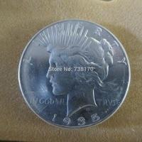 Peace Dollar 1935 S Mintmark 90% Silver Copy Coins