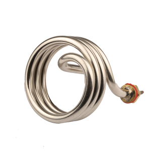 Image 3 - عنصر تسخين المياه Isuotuo للميكانيكية المقطر ، عنصر سخان أنبوبي الغمر ، أنبوب سخان حلزوني من الفولاذ المقاوم للصدأ