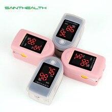 Sainthealth Oximetro De Dedo пульсоксиметр, измеритель насыщенности крови, SPO2, PR, Oximetro De, светодиодный Пульсо, портативный пульсиоксиметр