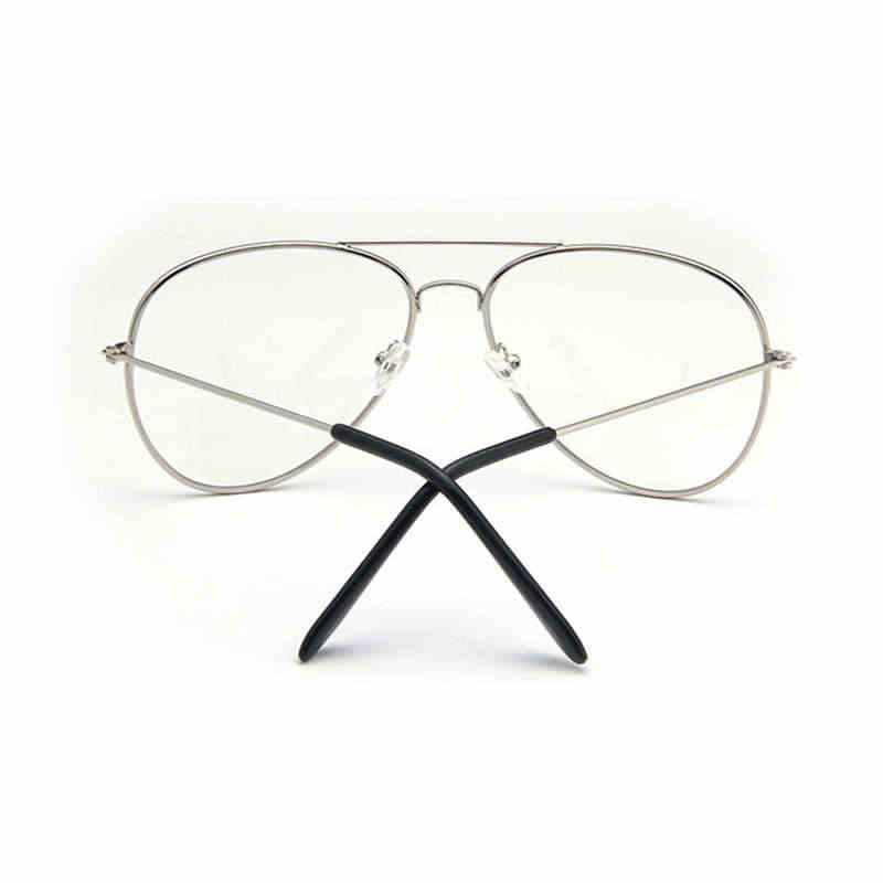 aa6577496b86 ... Vintage Unisex Eyeglasses Frames Clear Lens Glasses Retro Reading Glass  UV Protection Clear Lens Computer Women