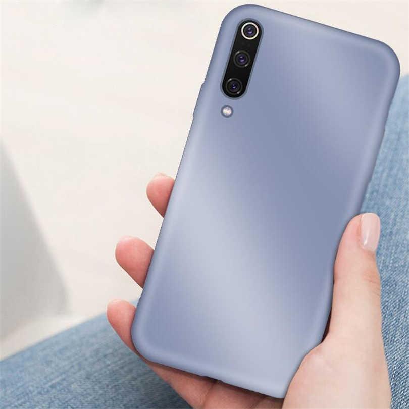 Ốp Lưng Chống Nước Dành Cho Xiaomi Mi 9SE 8SE A1 A2 Lite Chống Sốc Mỏng Mềm TPU Ốp Lưng Silicon Cho Xiaomi Mi 9 8 Lite Phối 2 3 2S