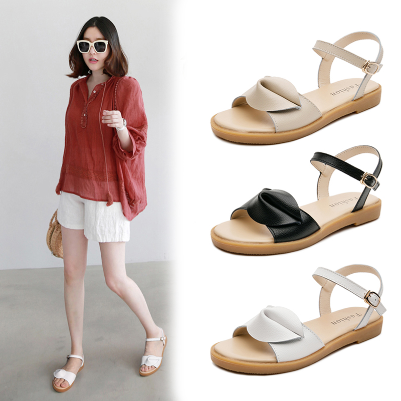 Fires Women Sandals Summer New Candy Color Women Casual Shoes Peep Toe Stappy Beach Valentine Solid Croc Jelly Shoes Woman Flats