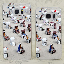 C0437 Massimo Della Latta Transparent Hard PC Case Cover For Samsung Galaxy S 3 4 5 6 7 Mini Edge Plus Note 3 4 5 7