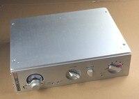 HIFI deluxe измеритель уровня Алюминий усилитель шасси корпус 320*83*246 мм