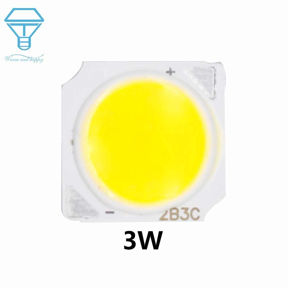 10pcs a lot 3W 5W 7W 10W LED COB Light Bulb On Board High Power LED Chip Light Lamp SpotLight Downlight Lamps
