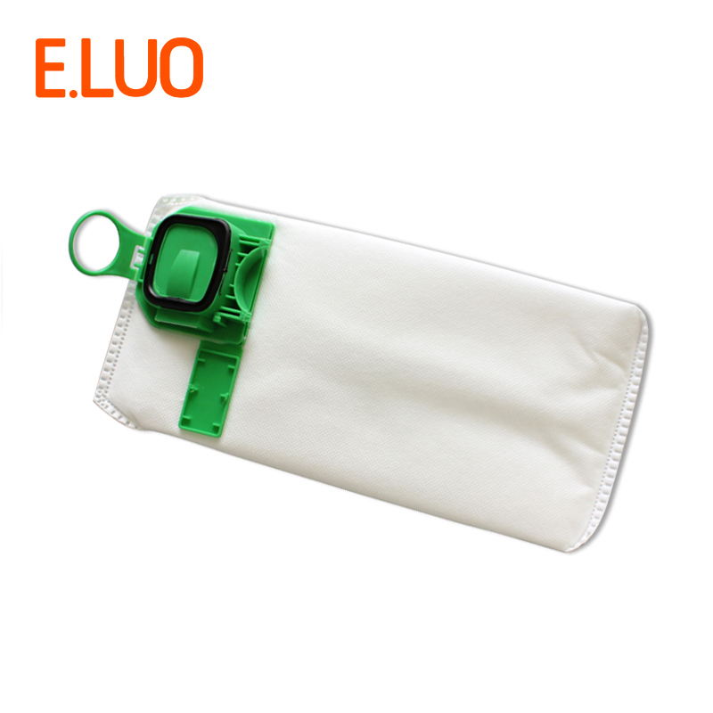 12 pcs Non woven filter bag and change dust bag of vacuum cleaner with high efficiency replacement for VK140 1 FP140 etc