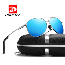 9ed5228a303 DUBERY Polarized Sunglasses Men Retro Classic Pilot Drive Shades Sun  Glasses Brand Designer Fashion Women Glasses