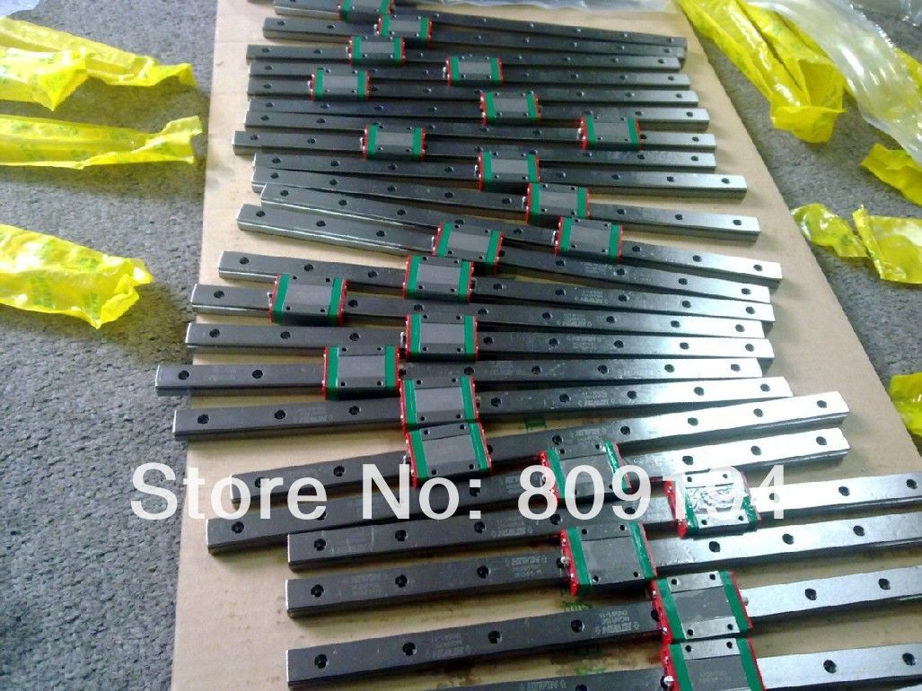 HIWIN MGNR 1750mm HIWIN MGR12 linear guide rail from taiwan free shipping to france hiwin from taiwan linear guide rail