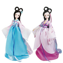 Girls Toys Oriental Fairies Dolls High Quality Jointed Dolls Toy For Girls With Original Box Kids Christmas Birthday Gifts 1141