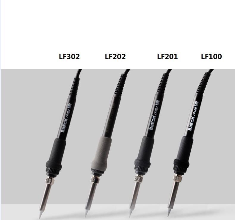 Original Bakon LF202 LF100LF201 LF302 90W 120W High Frequency Soldering Station Handle For BK2000A BK1000 QUICK 203/203H/204