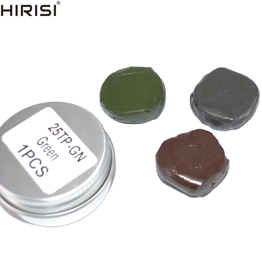Tungsten Rig Putty 15g 25g Brown Black Green Carp Fishing Weights Terminal Tackle